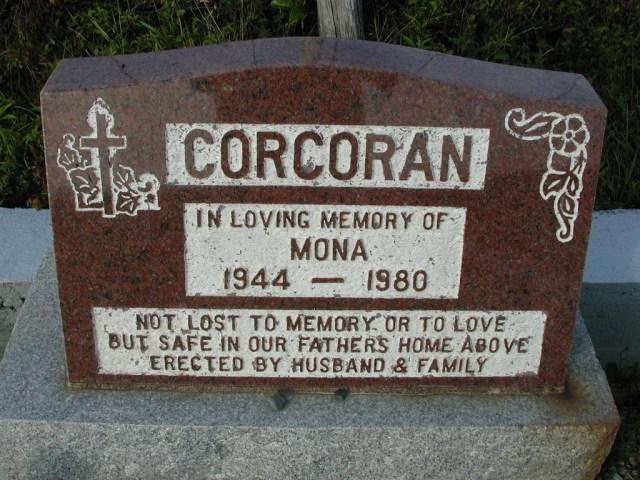 CORCORAN, Mona (1980) STM03-9486