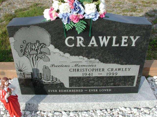 CRAWLEY, Christopher (1999) STM03-9404