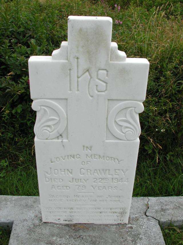 CRAWLEY, John (1944) STM01-8105