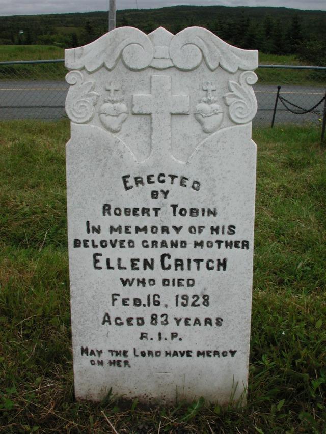 CRITCH, Ellen (1928) STM01-2279