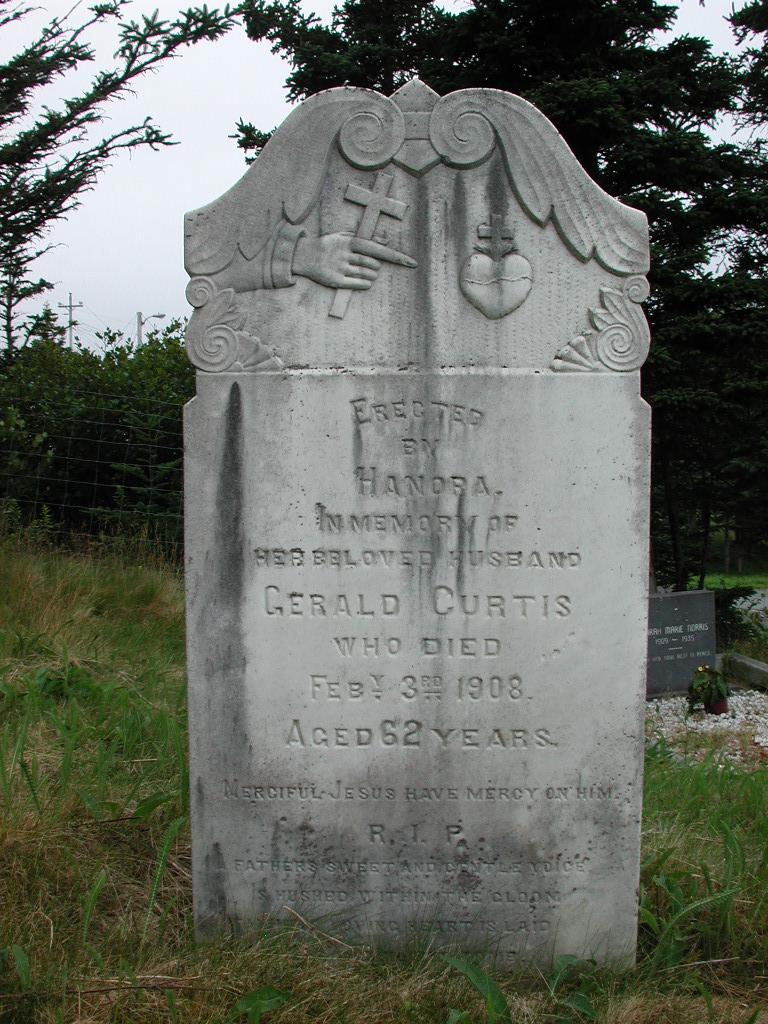 CURTIS, Gerald (1908) SJP01-1781