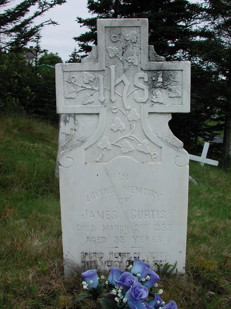 CURTIS, James (1953) SJP01-1762
