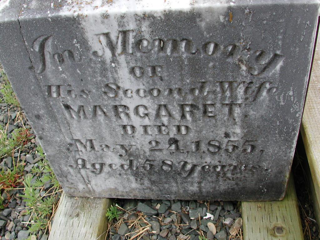 CURTIS, Margaret (1855) SJP01-7538