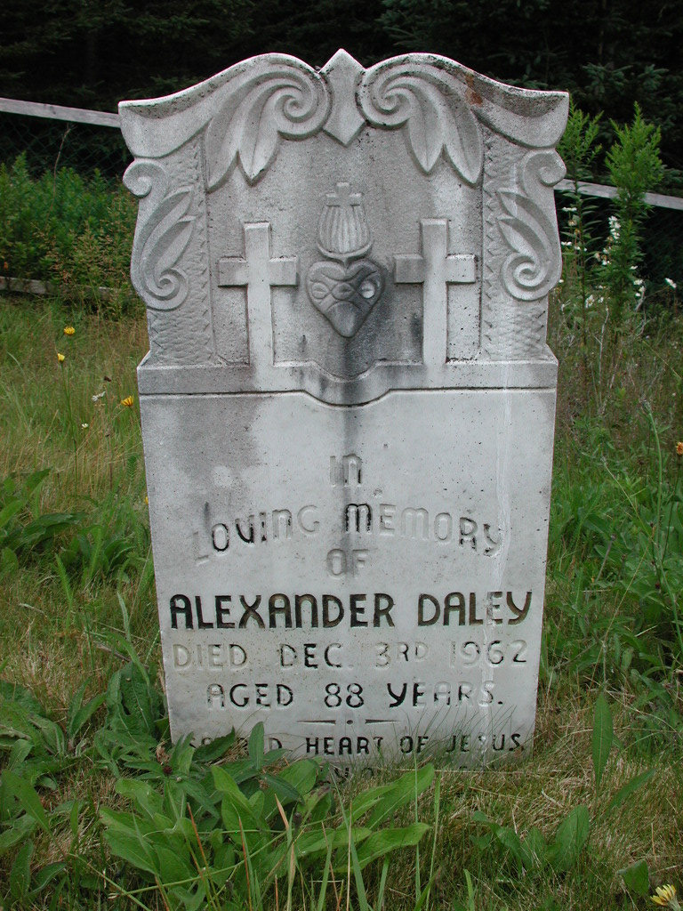 DALEY, Alexander (1962) SJP01-1803