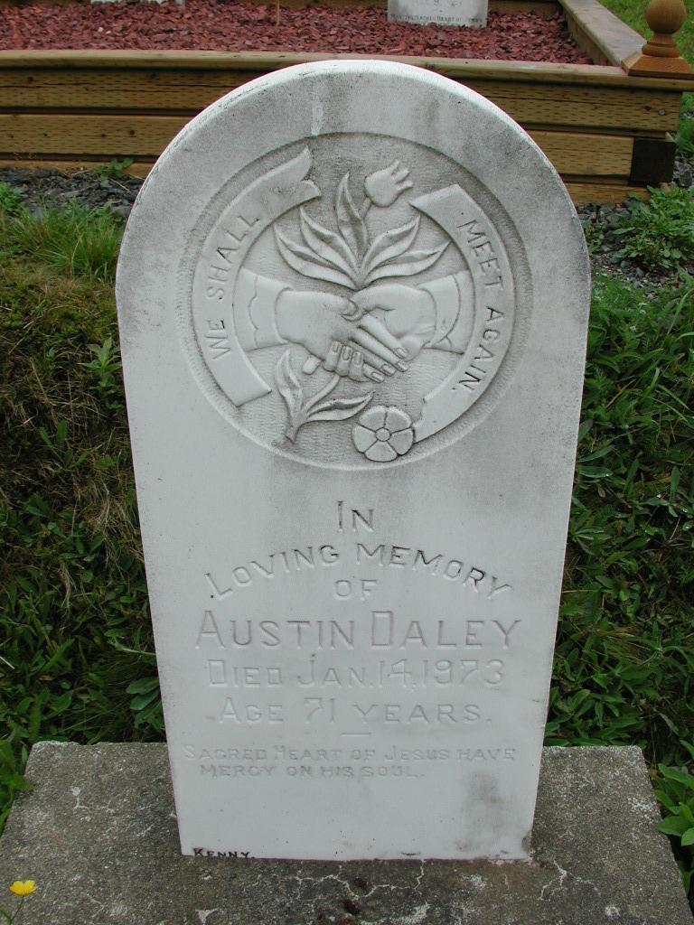 DALEY, Austin (1973) SJP01-7484