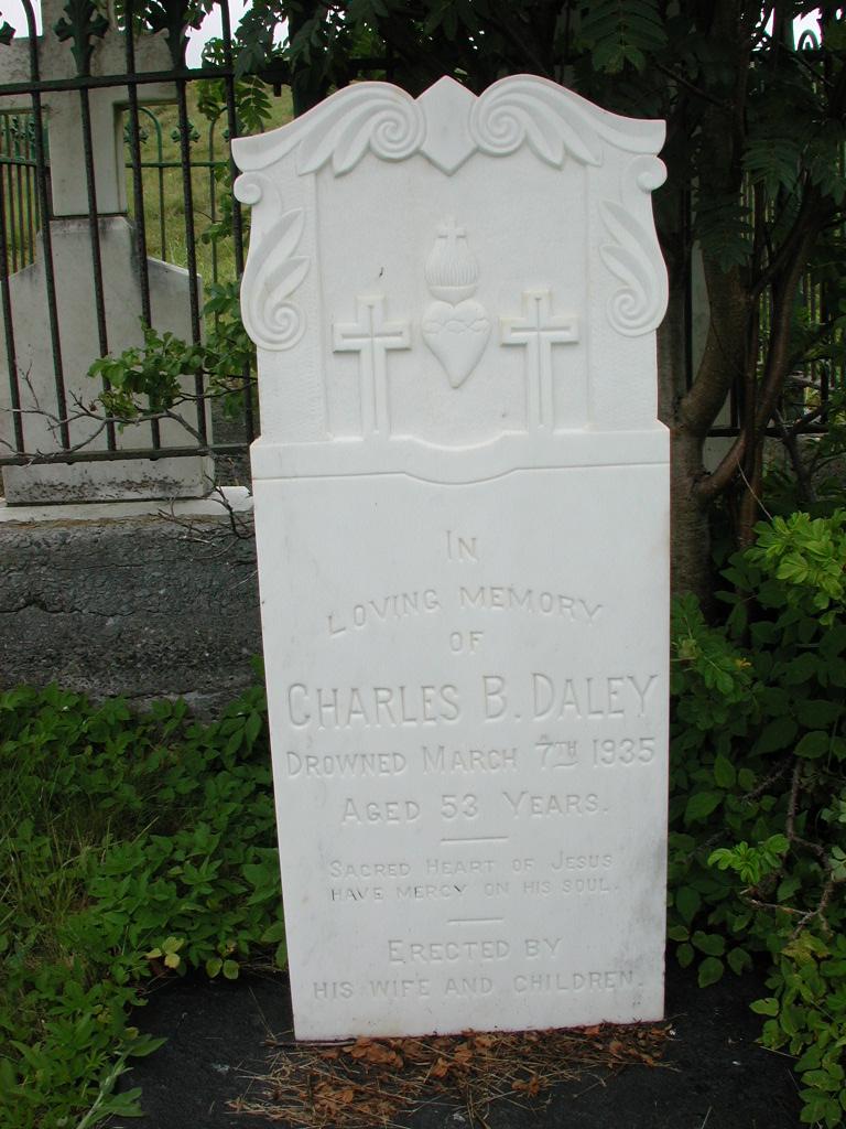 DALEY, Charles B (1935) SJP01-1873