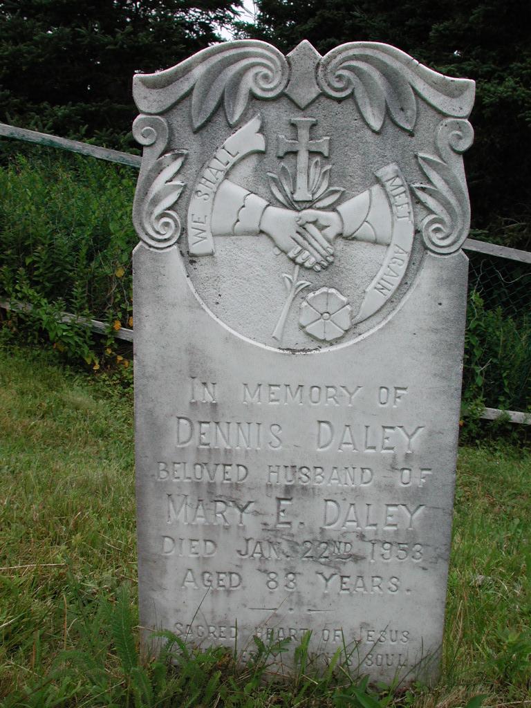 DALEY, Dennis (1953) SJP01-1796
