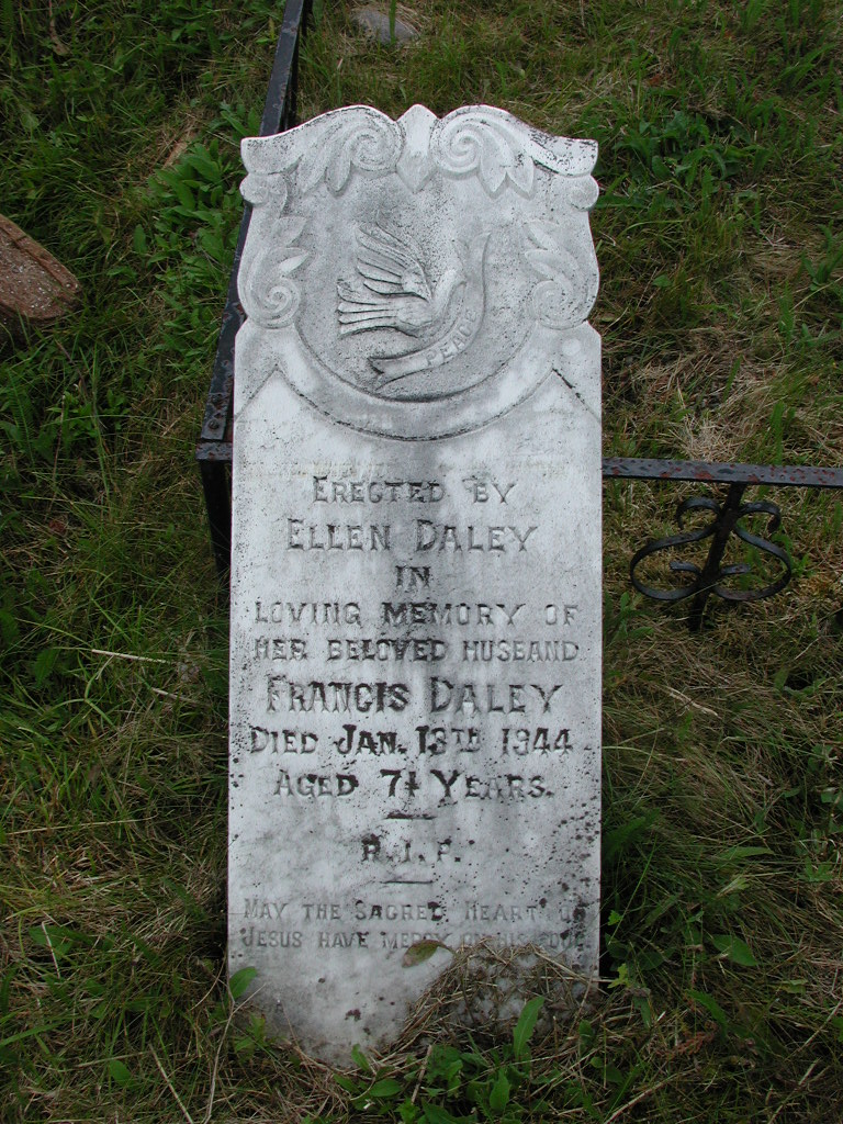 DALEY, Francis (1944) SJP01-7466