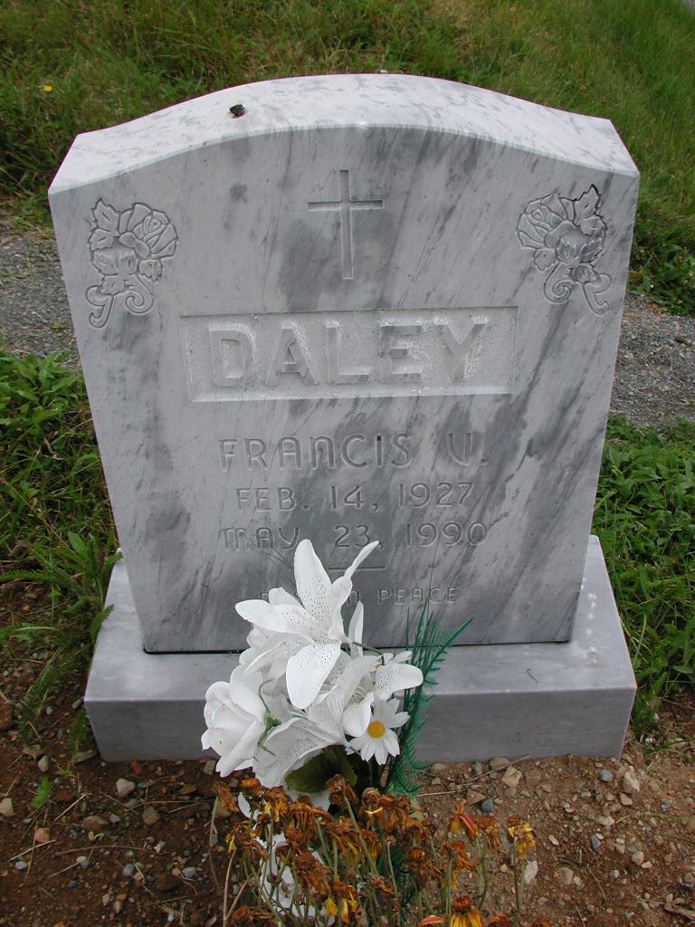 DALEY, Francis V (1990) SJP01-7431
