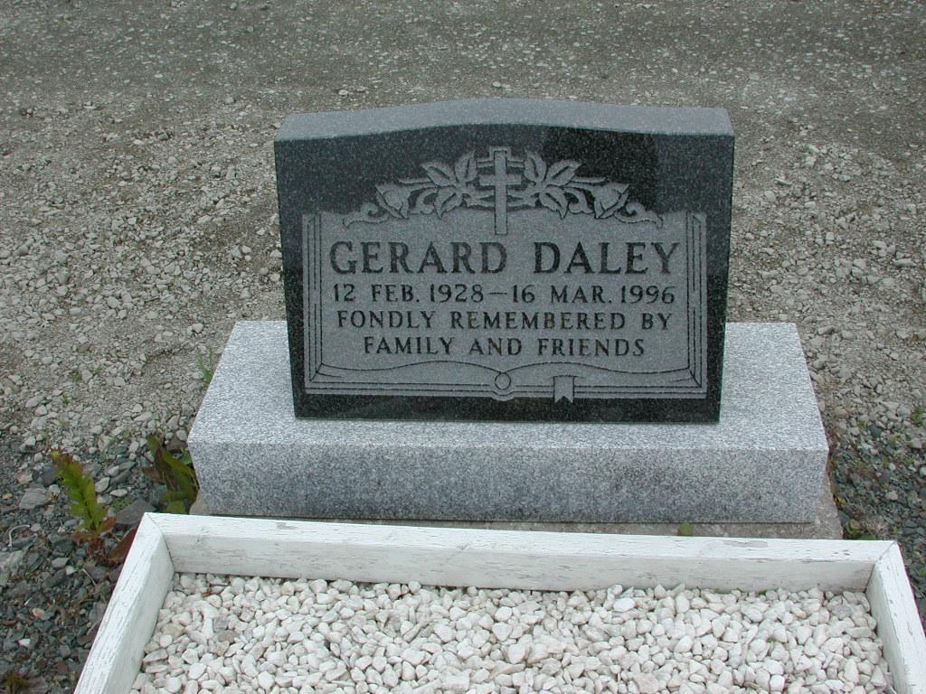 DALEY, Gerard (1996) ODN01-1981