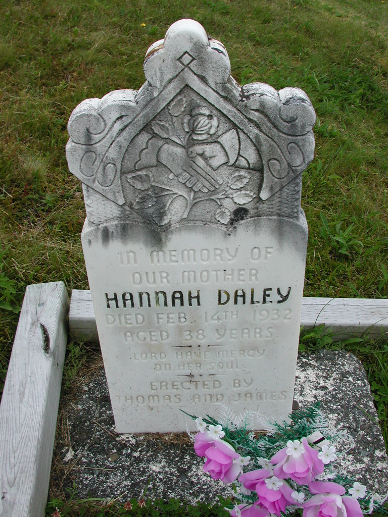 DALEY, Hannah (1932) SJP01-7506