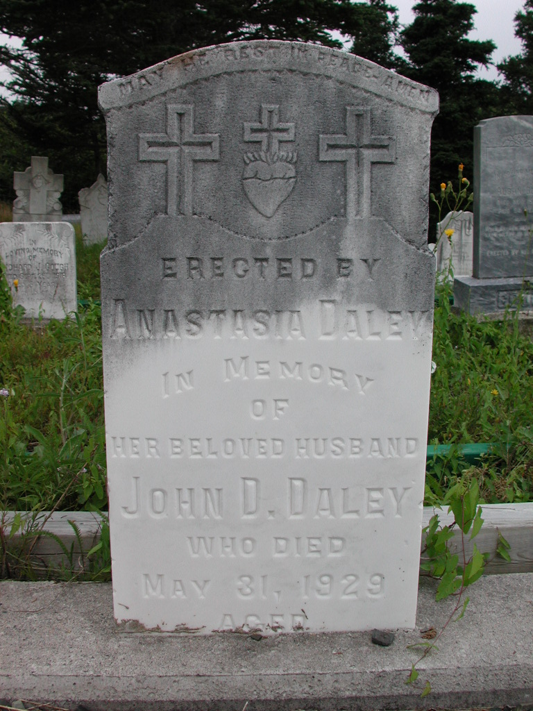 DALEY, John D (1929) SJP01-1744