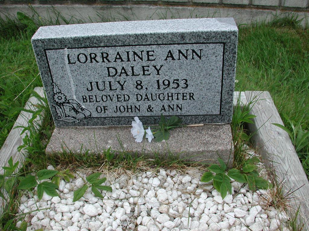 DALEY, Lorraine Ann (1953) SJP01-1861