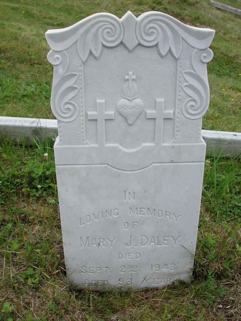 DALEY, Mary J (1943) SJP01-7504