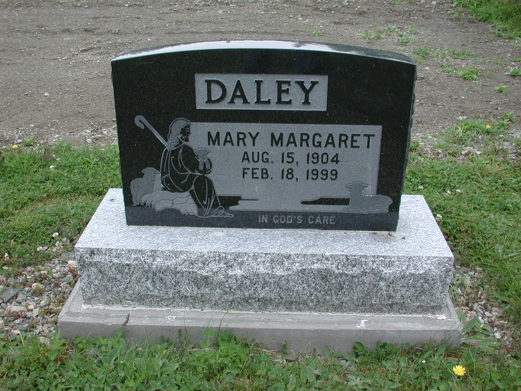 DALEY, Mary Margaret (1999) ODN01-1975
