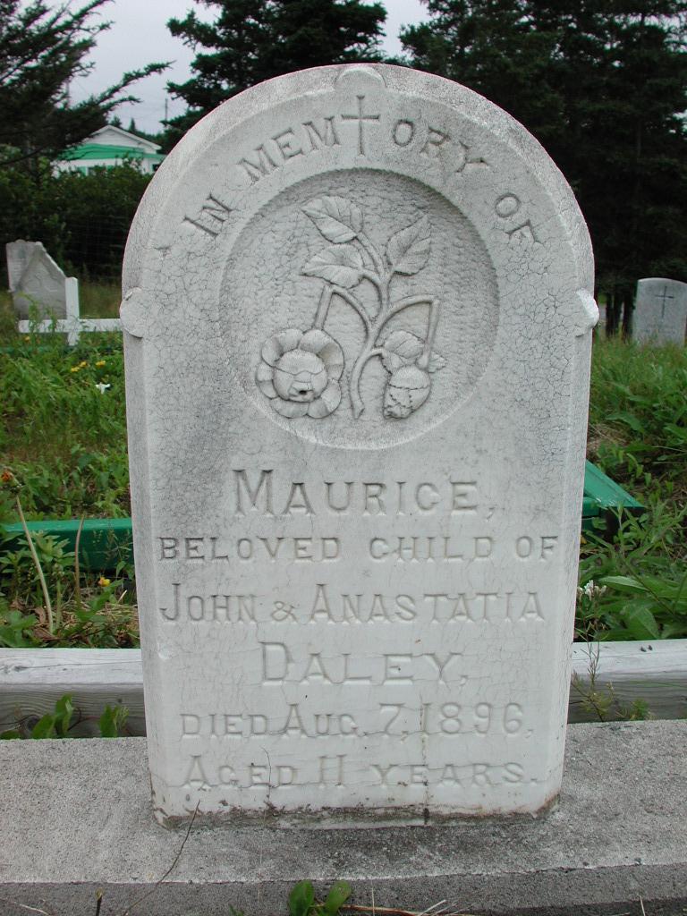 DALEY, Maurice (1896) SJP01-1740