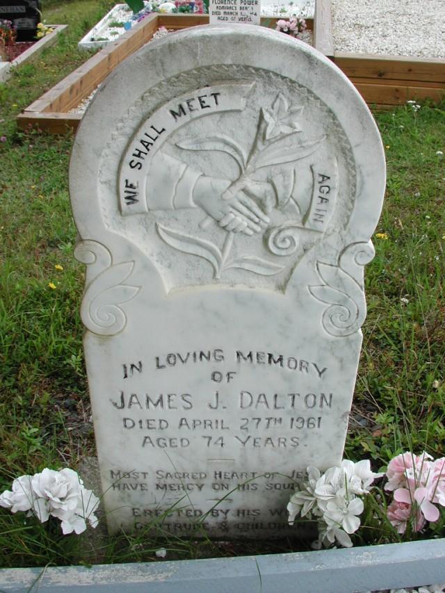 DALTON, James J (1961) ODN02-7803