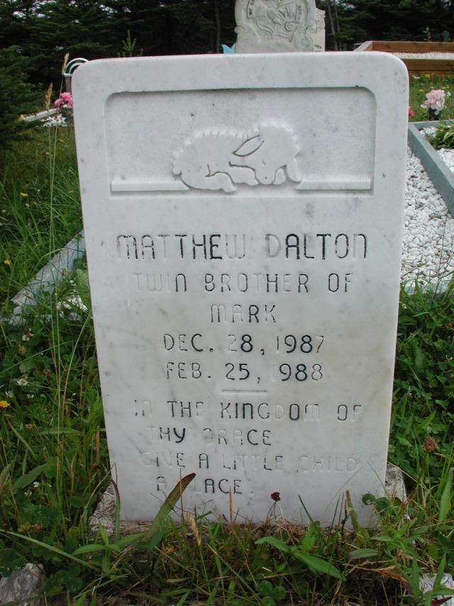 DALTON, Matthew (1988) ODN02-2046