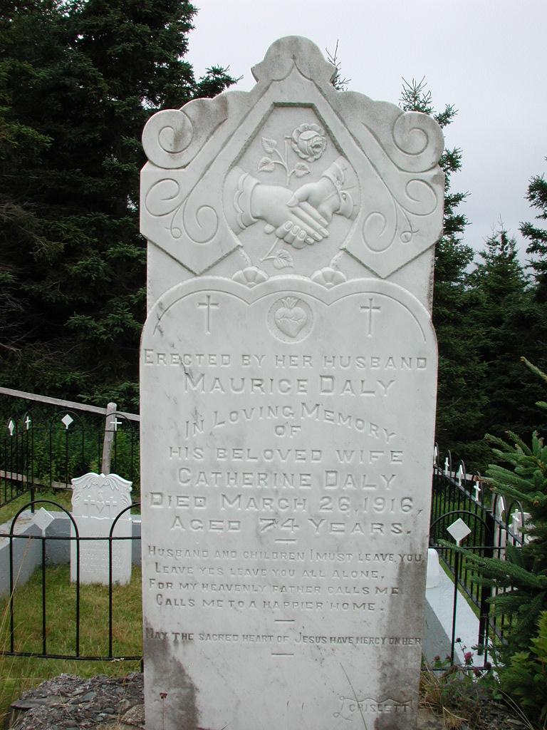 DALY, Catherine (1916) SJP01-1814