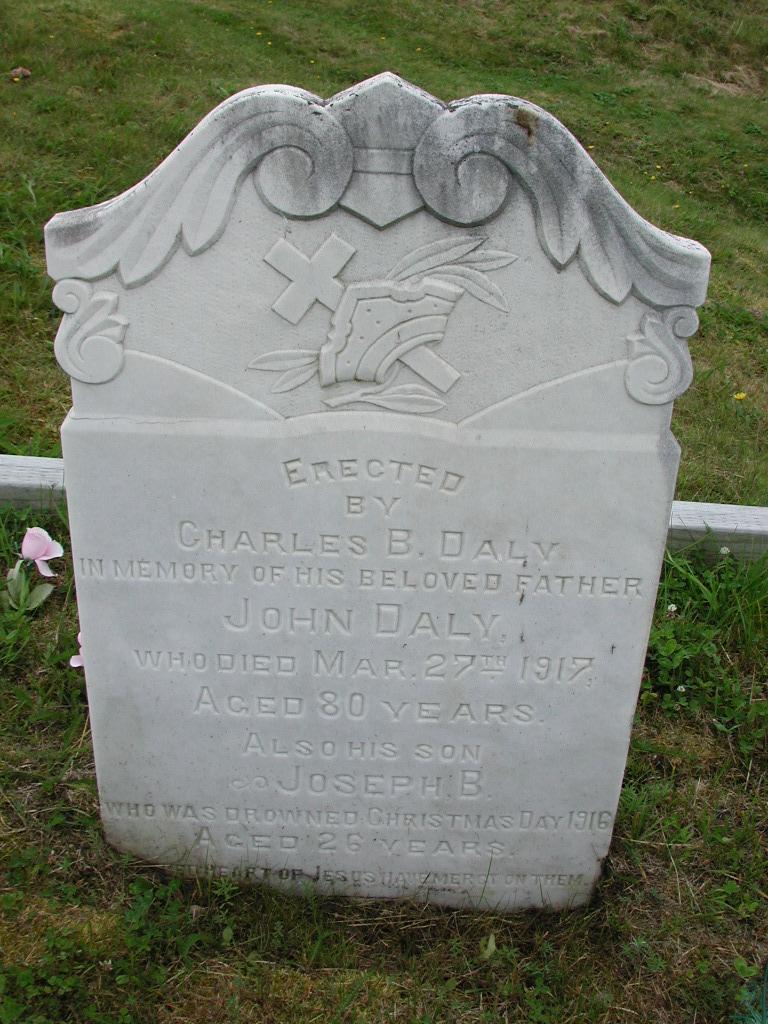 DALY, John (1917) & Joseph B (1916) SJP01-7505