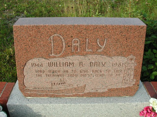 DALY, William A (1981) STM03-9497