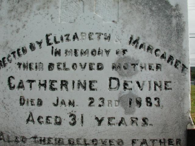 DEVINE, John (1896) & Catherine (1883) STM01-2350
