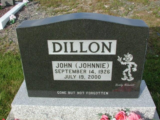 DILLON, John (2000) STM03-9432