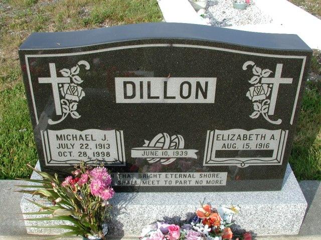 DILLON, Michael J (1998) & Elizabeth A STM03-9431