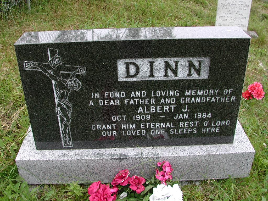 DINN, Albert J (1984) SJP01-7476