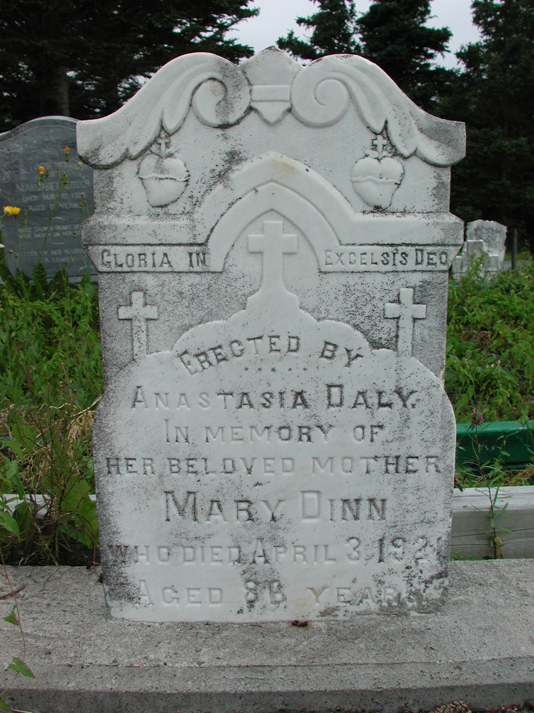 DINN, Mary (1921) SJP01-1742