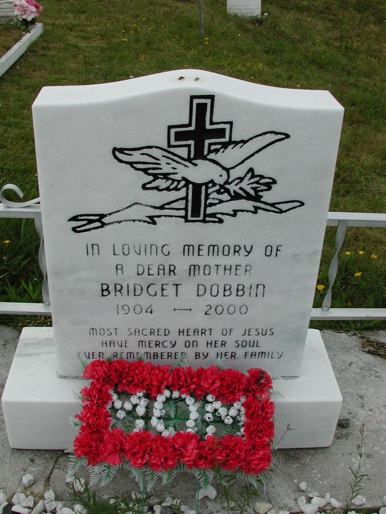 DOBBIN, Bridget (2000) SJP01-7622