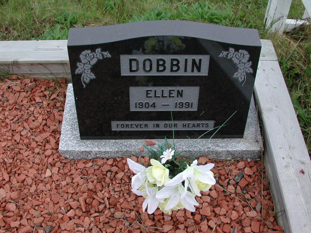 DOBBIN, Ellen (1991) SJP01-1699