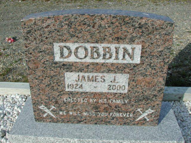 DOBBIN, James J (2000) STM03-9419