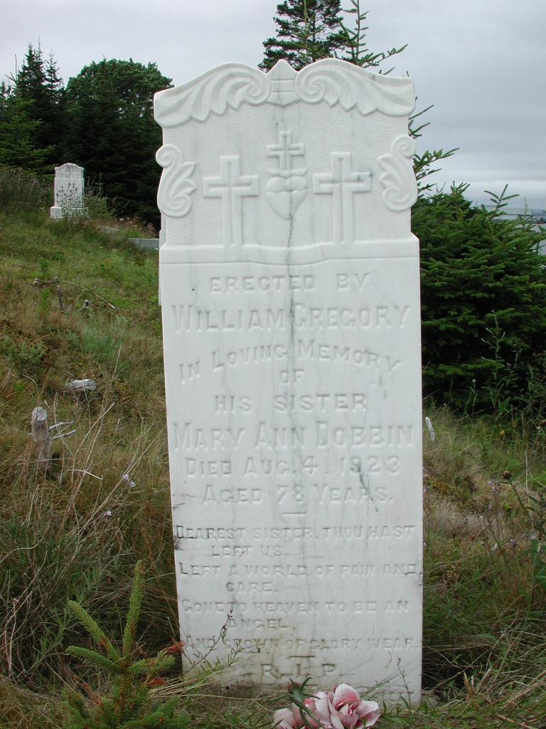 DOBBIN, Mary Ann (1923) SJP01-1900