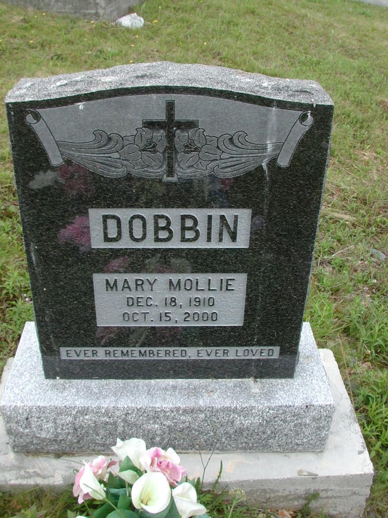 DOBBIN, Mary Mollie (2000) SJP01-7620