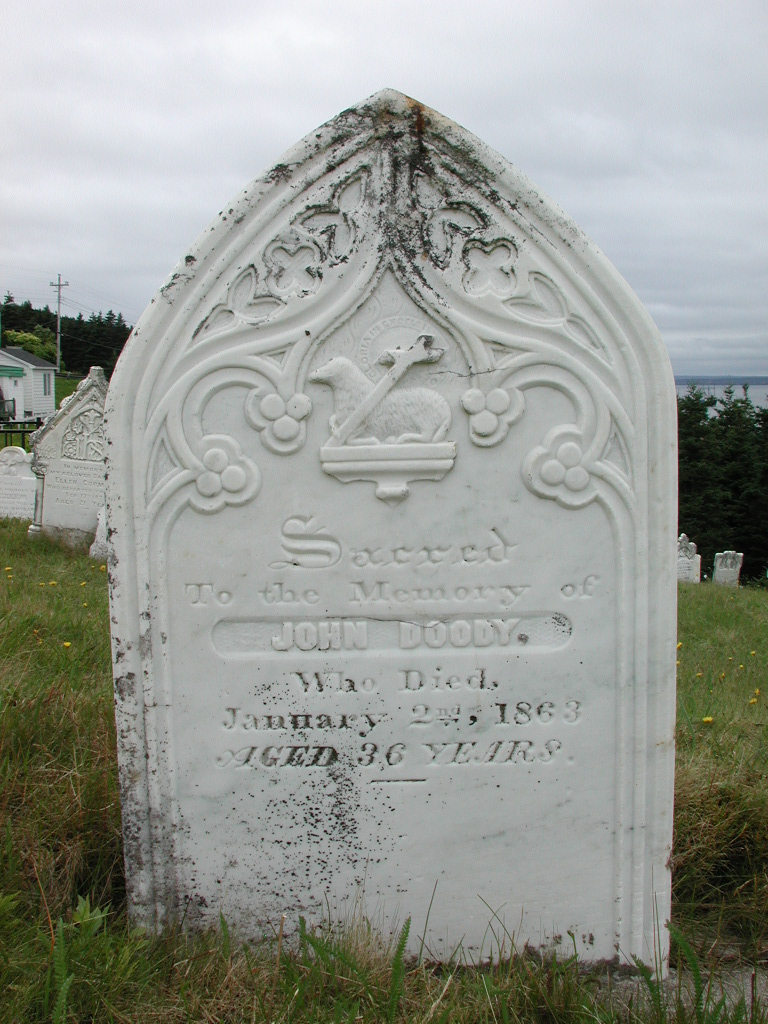 DOODY, John (1863) SJP01-1931