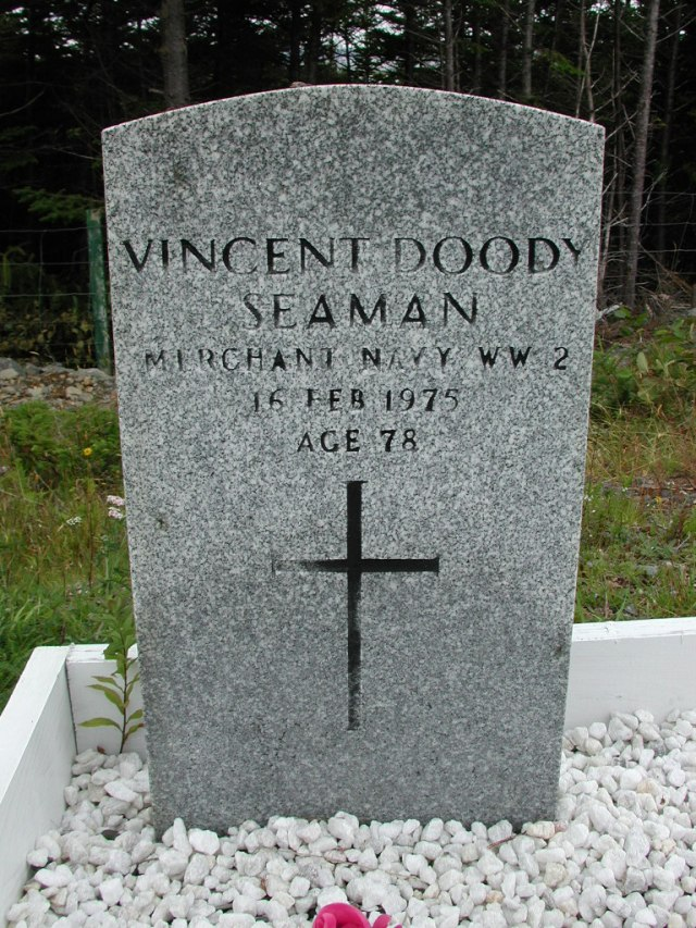 DOODY, Vincent (1975) ODN02-7769
