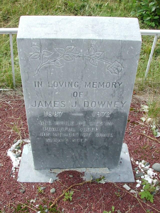 DOWNEY, James J (1972) BRA01-3269