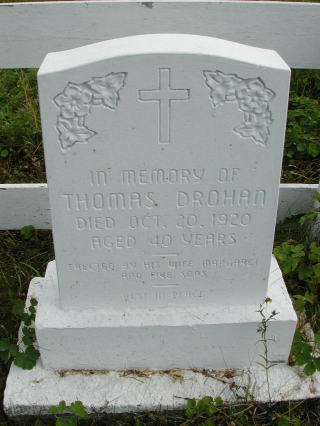 DROHAN, Thomas (1920) STM01-8148
