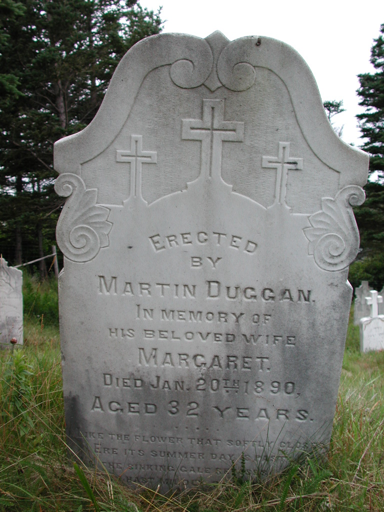 DUGGAN, Margaret (1890) SJP01-1709