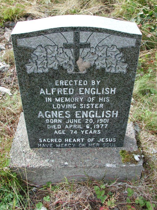 ENGLISH, Agnes (1977) BRA01-3284