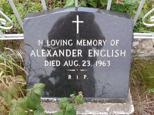 ENGLISH, Alexander (1963) BRA01-3229