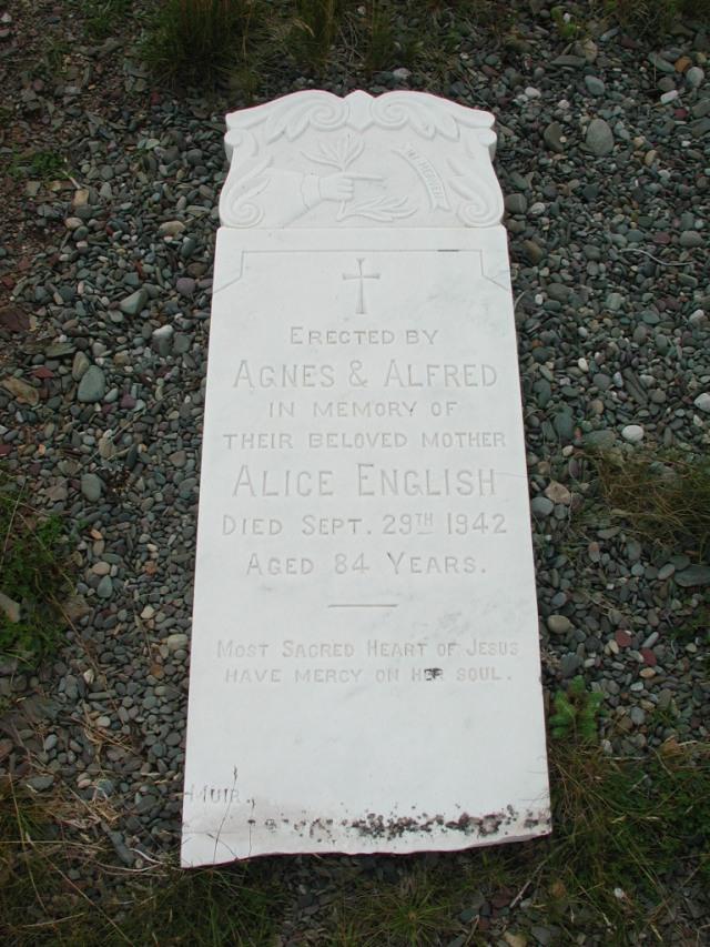 ENGLISH, Alice (1942) BRA01-7720