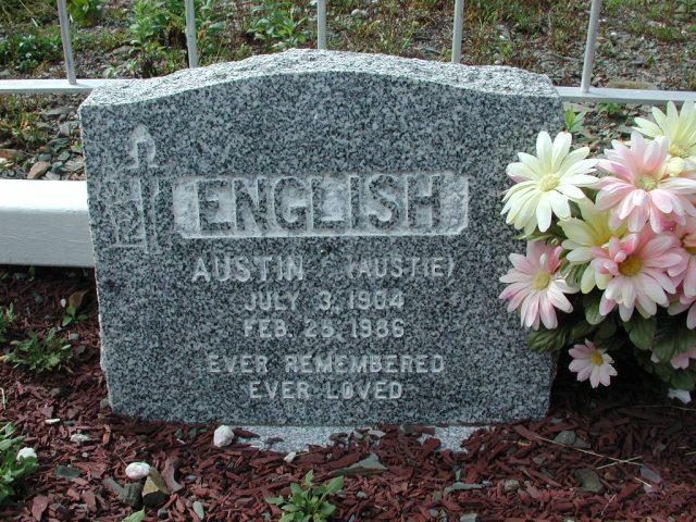 ENGLISH, Austin Austie (1986) BRA01-7828