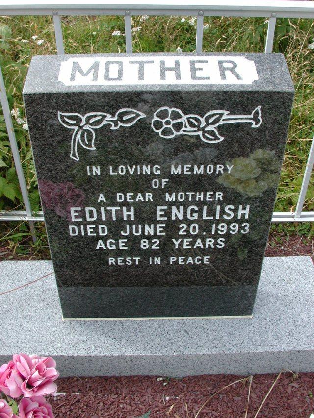 ENGLISH, Edith (1993) BRA01-3257