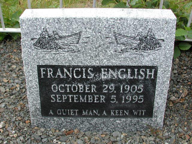 ENGLISH, Francis (1995) BRA01-3133