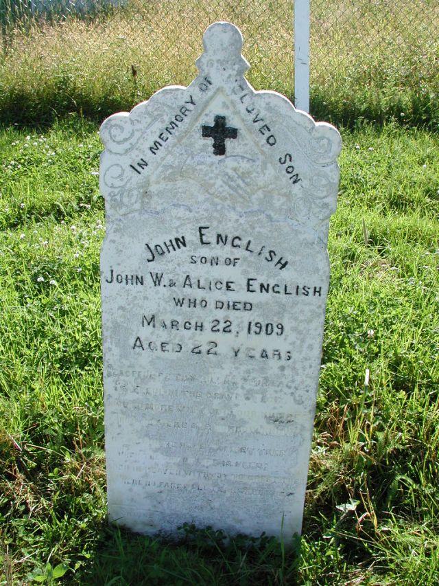 ENGLISH, John (1909) BRA02-3320