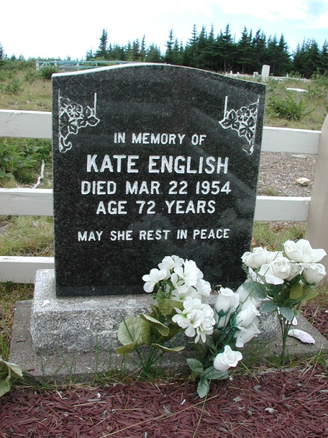 ENGLISH, Kate (1954) BRA01-7699