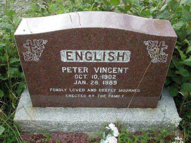 ENGLISH, Peter Vincent (1989) BRA01-3245