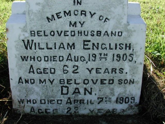 ENGLISH, William (1905) & Dan (1909) BRA02-3357